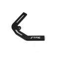 CNC Machined Aluminum Chassis Brace for Axial Yeti (Black)