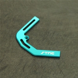 CNC Machined Aluminum Chassis Brace for Axial Yeti (Blue)