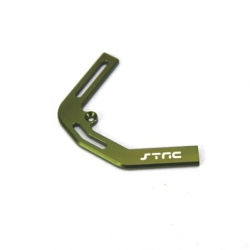 CNC Machined Aluminum Chassis Brace for Axial Yeti (Green)