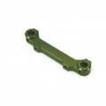 CNC Machined Aluminum Front Body Mount for Axial Yeti (Green)