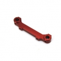 CNC Machined Aluminum Front Body Mount for Axial Yeti (Red, web limited)