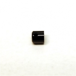 Replacement CNC Machined Aluminum Driveshaft Cups (1 pcs) (Black)