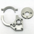 CNC Machined Aluminum Center Motor Mount and Motor Cam combo for Yeti (Gun Metal)