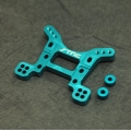 CNC Machined Aluminum HD Front Shock Tower for Axial Yeti (Blue)