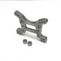 CNC Machined Aluminum HD Front Shock Tower for Axial Yeti (Gun Metal)