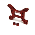 CNC Machined Aluminum HD Front Shock Tower for Axial Yeti (Red) Web only limited edition