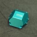 STRC Ver. 2 CNC Machined Alum. HD Diff Cover for Axial Wraith, Yeti (Blue)