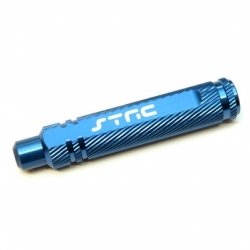 CNC Machined Aluminum Universal wrench handle (Blue)