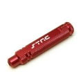 CNC Machined Aluminum Universal wrench handle (Red)