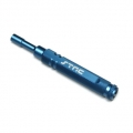 STRC CNC Machined Aluminum Precision 5.5mm Nut Driver (Blue)