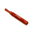 STRC CNC Machined Aluminum Precision 5.5mm Nut Driver (Orange)