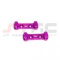 HPI E-Savage Aluminum Upper Arm Brace (1 pair) Purple