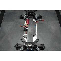 STRC Slash 4x4 LCG Conversion Kit (Black Anodized)