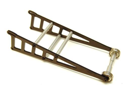 Bandit Slash NEW STRC Traxxas Stampede Rustler Aluminum Lock-Pin Hex Ad...