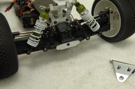 Traxxas Slash 4x4 1/8th scale E-buggy Conversion kit